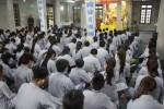 Thái Bình: Chùa Khánh Sơn mở khóa tu 'Hương thiền'