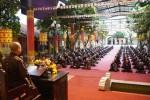 HT.Thích Bảo Nghiêm giáo giới Giới tử tại Đại giới đàn Hà Nội PL2565