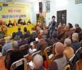 Hội nghị tổng kết công tác Phật sự năm 2020 của BTS GHPGVN Thành phố Hà Nội