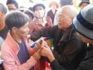 Chùa Phổ Hiền tặng quà từ thiện tại Tiên Phước – Quảng Nam