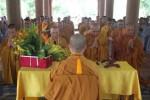 Hà Tĩnh: Hội nghị tập huấn Tăng sự cho các hành giả an cư