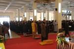 Hơn 1000 người dự lễ vía Đức Phật A Di Đà tại Tịnh viện Vân Sơn