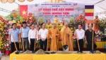 Hà Tĩnh: Lễ động thổ xây dựng chùa Hương Sơn