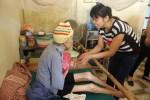 CLB Thiện nguyện Thái Bình thăm và tặng quà tại  Bệnh viện Phong – Da Liễu Văn Môn