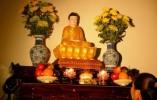 Nhà chung cư, cao ốc thiết bàn thờ Phật như thế nào