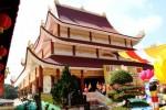 Lễ khai kinh cầu siêu uống nước nhớ nguồn tại chùa Khánh Lâm năm 2017
