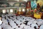 Hà Tĩnh: Lễ truyền Giới Bồ Tát tại gia đầu tiên tại Thiền viện Trúc Lâm Hồng Lĩnh