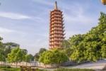 Về thăm chùa Phúc Lộc - Bảo tháp Đại Bi