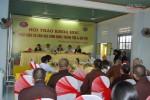 Hội thảo Phật giáo và Văn hóa Bình Định Phật giáo và con người đất Bình Đinh