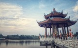 Hà Nội: Chùa Hòa Phúc an vị thánh tượng Bồ tát Quán Thế Âm