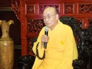 Lời tưởng niệm Đại tường Cố Hòa thượng Thích Quang Đạo
