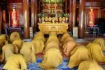 Hà Tĩnh: Lễ bố-tát tụng giới và họp Ban Tổ chức Đại hội Phật giáo lần thứ III