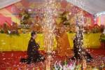 Lễ bổ nhiệm trụ trì chùa Kim Quang, Hà Tĩnh