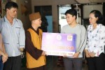 Đà Nẵng: Chùa Liên Trì thực hiện chương trình 'viết tiếp ước mơ' nhân lễ Phật đản