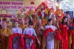 Nghệ An: Đại lễ khánh thành chùa Thượng - chùa Đại Tuệ