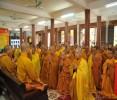 Hà Nội: Sơn môn Tổ đình Bồ Đề gặp mặt đầu xuân Mậu Tuất