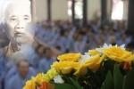 Hà Nội: Lễ tưởng niệm 30 năm ngày Cố đại lão hòa thượng Ngộ Chân Tử viên tịch