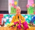 HT.Thích Bảo Nghiêm thuyết giảng tại Hoàng thành Thăng Long nhân tuần lễ Phật Đản PL 2559