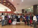Niềm vui của 34 DN Việt Nam tặng quà từ thiện cho quỹ từ thiện Việt Nhật tại Tokyo
