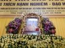 Nam Định: Trung ương Giáo hội viếng tang HT. Thích Hạnh Nghiêm