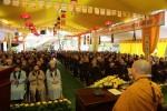 Hòa thượng Thích Bảo Nghiêm thuyết giảng tại chùa Vọng Cung