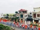 Thái Bình: Trang nghiêm lễ Phật đản tại chùa Văn Môn