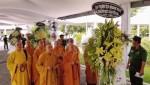 Đoàn Chư tôn đức T.Ư Giáo hội viếng nguyên Thủ tướng Phan Văn Khải