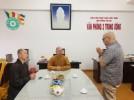 Ông Dương Ngọc Dũng đến Thiền viện Quảng Đức sám hối Tăng ni cộng đồng Phật giáo