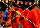 Sự thật về clip những người mặc áo tu sĩ đánh nhau trong chùa