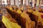 Hà Tĩnh: Lễ tạ pháp khóa hạ an cư PL 2564 – DL 2020