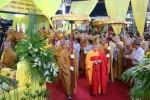 Khánh Hòa: Thỉnh kim quan Hòa thượng Thích Trí  Viên nhập bảo tháp