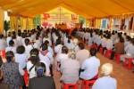 Hà Tĩnh: Phật giáo huyện Đức Thọ tổng kết Phật sự 2017