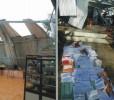 Khánh Hòa: Chùa Vĩnh Pháp bị thiệt hại nặng nề do cơn bão Damrey