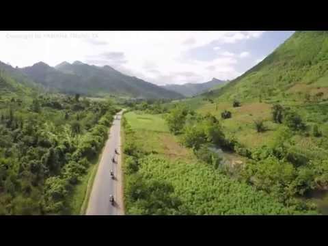 Hình ảnh Đất nước Việt Nam qua camera Flycam
