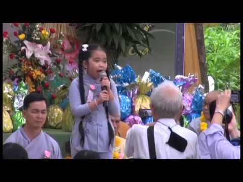 Bài hát Vu Lan Nhớ Mẹ - Bé Ngọc Ngân
